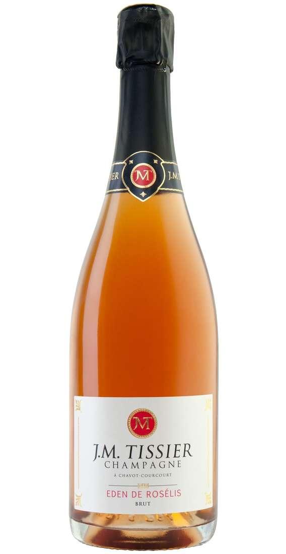 """Champagne Brut Rosé """"Eden De Rosèlis"""""""