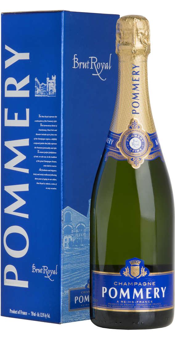 "Champagne BRUT ""ROYAL"" Astucciato"