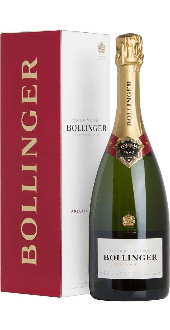 Champagne Brut Special Cuvée Astucciato