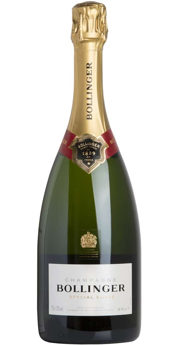 Champagne Brut Special Cuvée