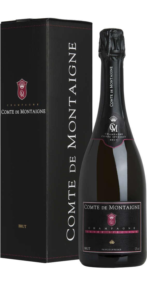 Champagne Cuvèe Special Brut Astucciato