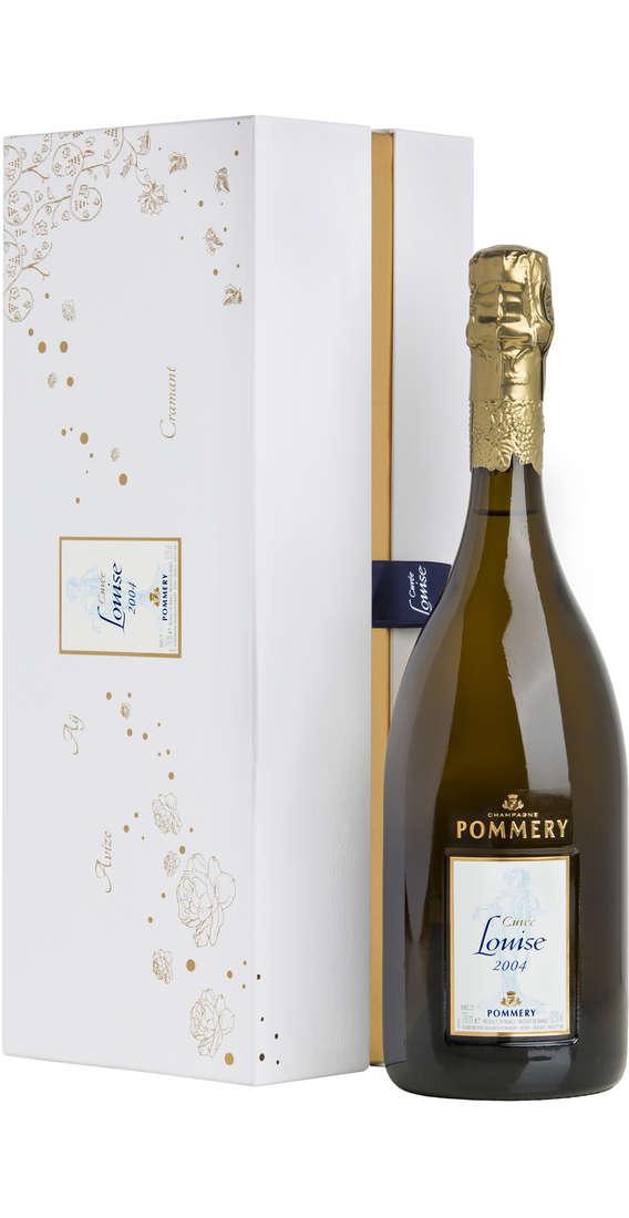 Champagne Cuvée Louise 2004 Astucciato
