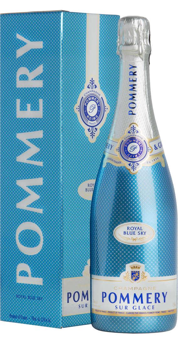 "Champagne Dry ""ROYAL BLUE SKY"" Astucciato"