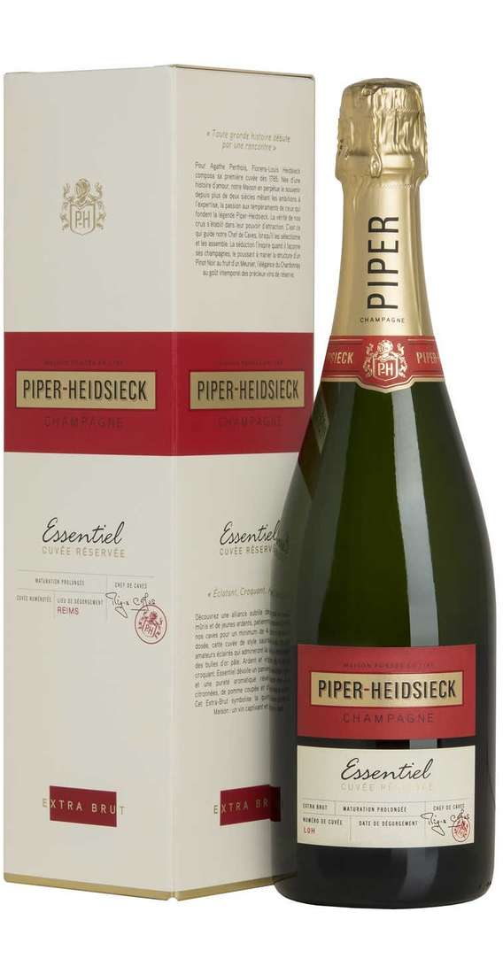 "Champagne ""Essentiel"" Cuvée Brut Astucciato"