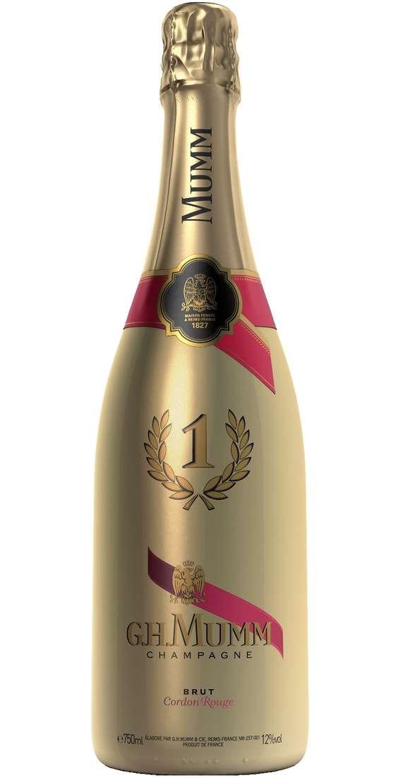 "Champagne F1 Silver ""Gold Edition"""