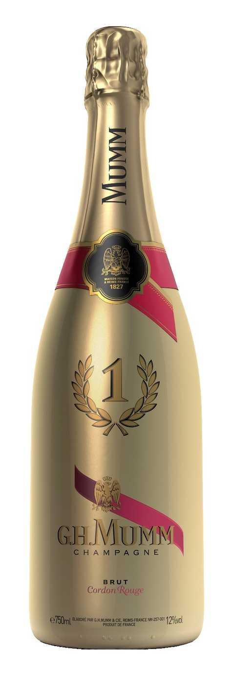 Champagne f1 silver