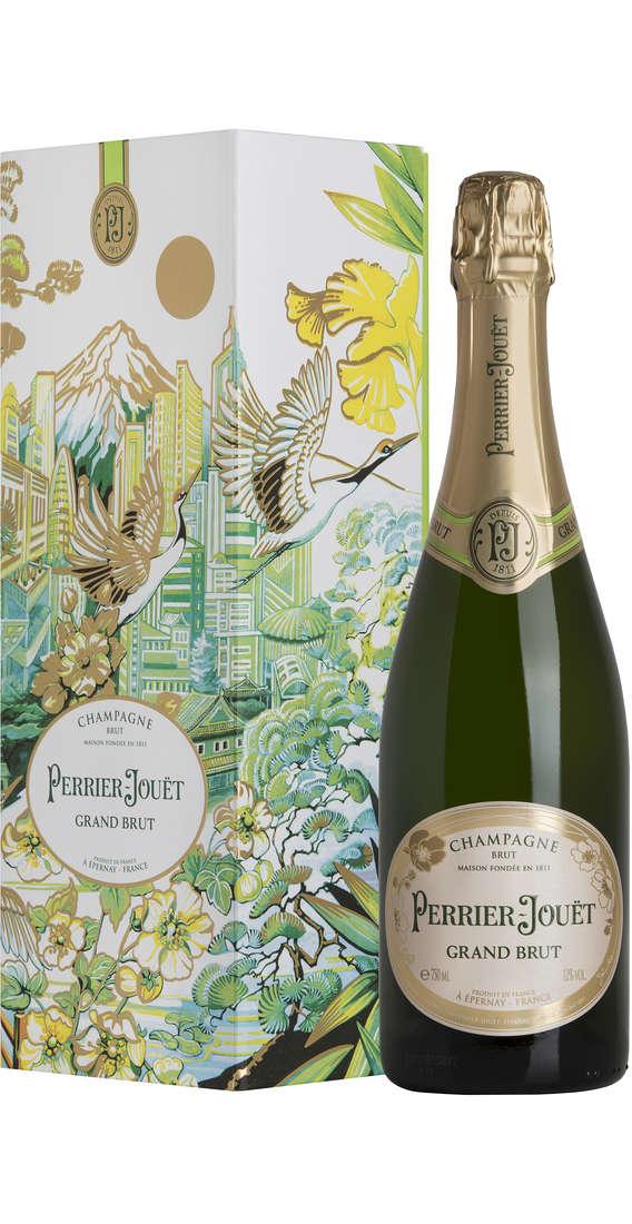 Champagne Grand Brut Astucciato