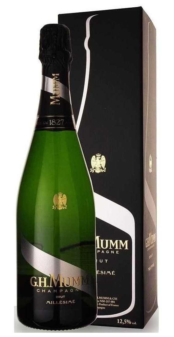 Champagne Millésime 2012 Astucciato