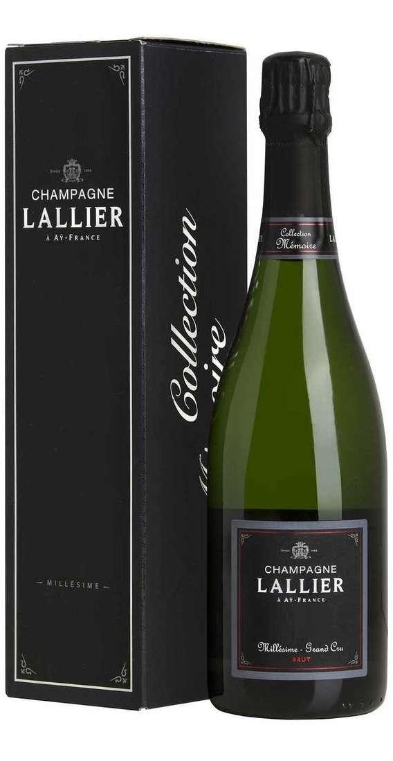 """Champagne Millesime """"GRAND CRU"""" 2010 Astucciato"""