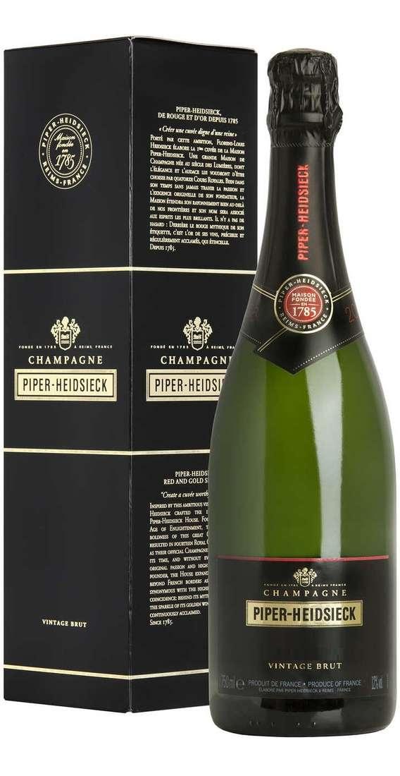 "Champagne Millesime ""Vintage Brut"" Astucciato"