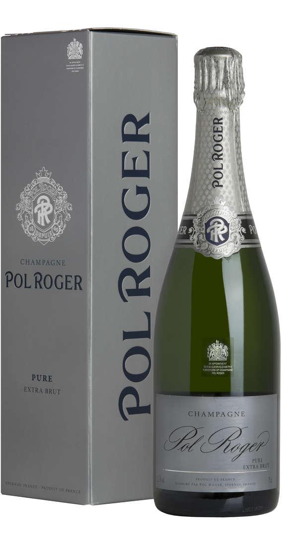 "Champagne ""Pure"" Extra Brut Astucciato"