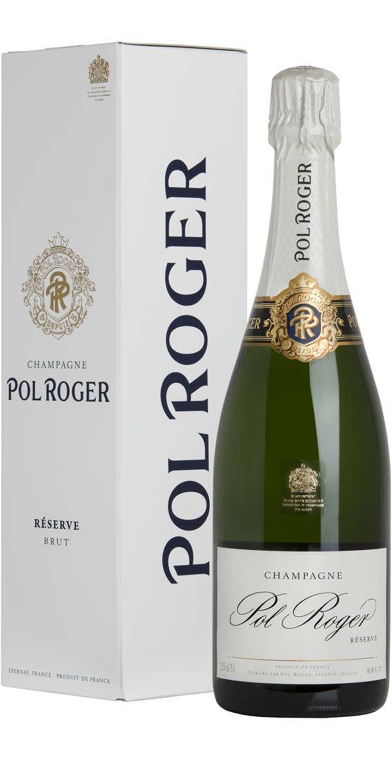 Champagne Reserve Brut Astucciato