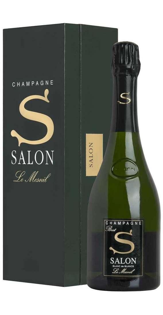 "Champagne SALON 2007 BLANC de BLANCS ""S"" Astucciato"