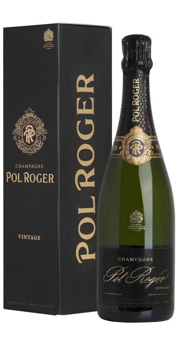 Champagne Vintage Brut Astucciato