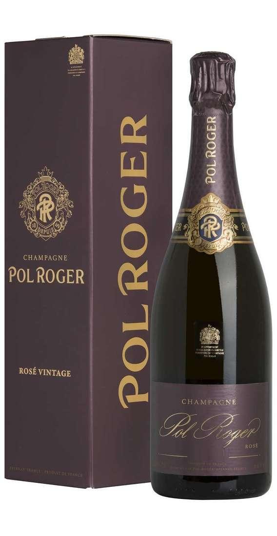 """Champagne """"Vintage"""" Rosé Brut Astucciato"""