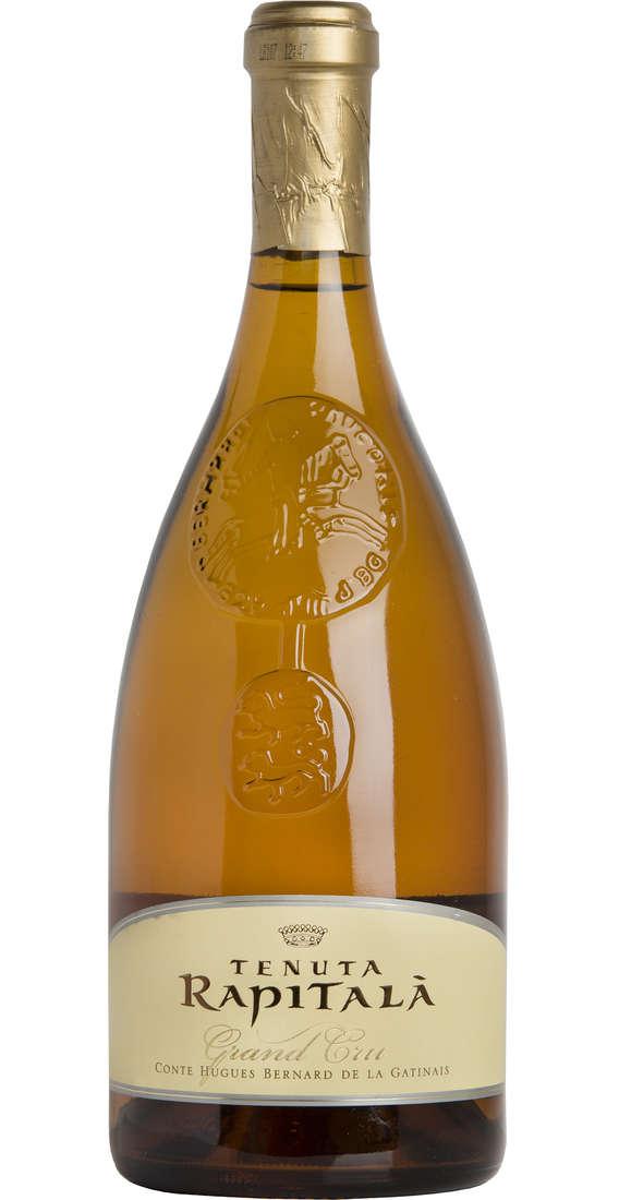 """Chardonnay """"CONTE HUGUES"""" Terre Siciliane"""