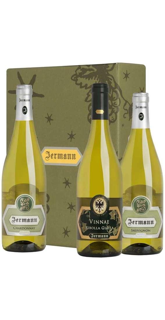 Chardonnay, Ribolla Gialla, Sauvignon in Cofanetto