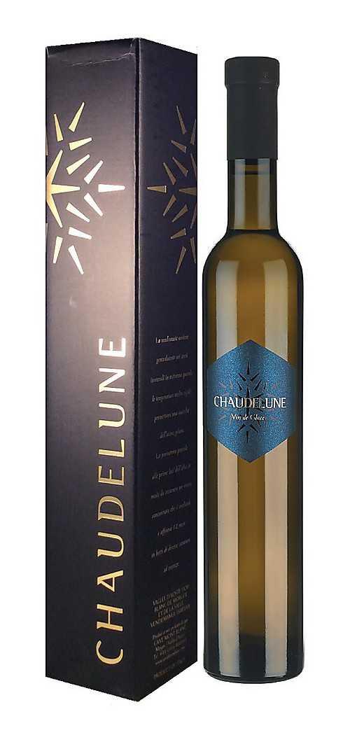 Chaudelune vin de glace doc astucciato