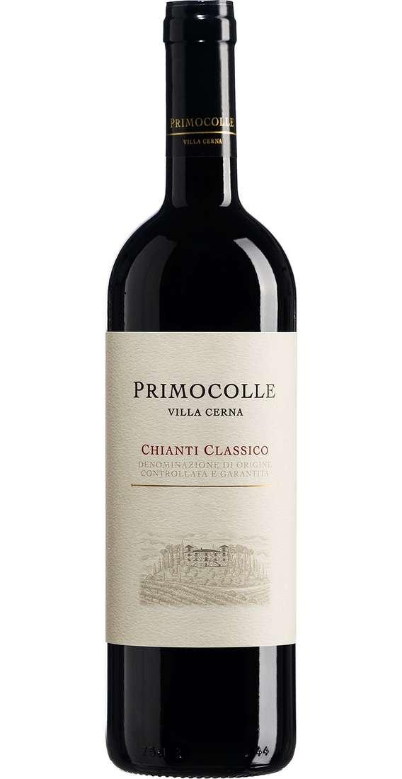 """Chianti Classico PRIMOCOLLE """"VILLA CERNA"""" DOCG"""