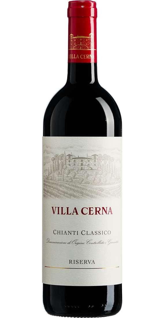 """Chianti Classico Riserva DOCG """"VILLA CERNA"""""""