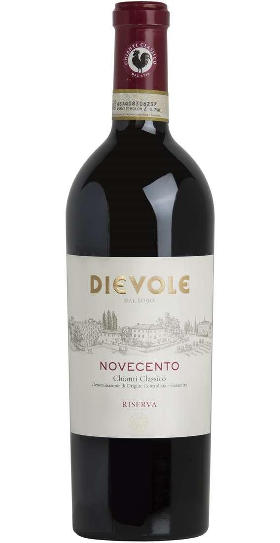 """Chianti Classico RISERVA """"Novecento"""" DOCG"""