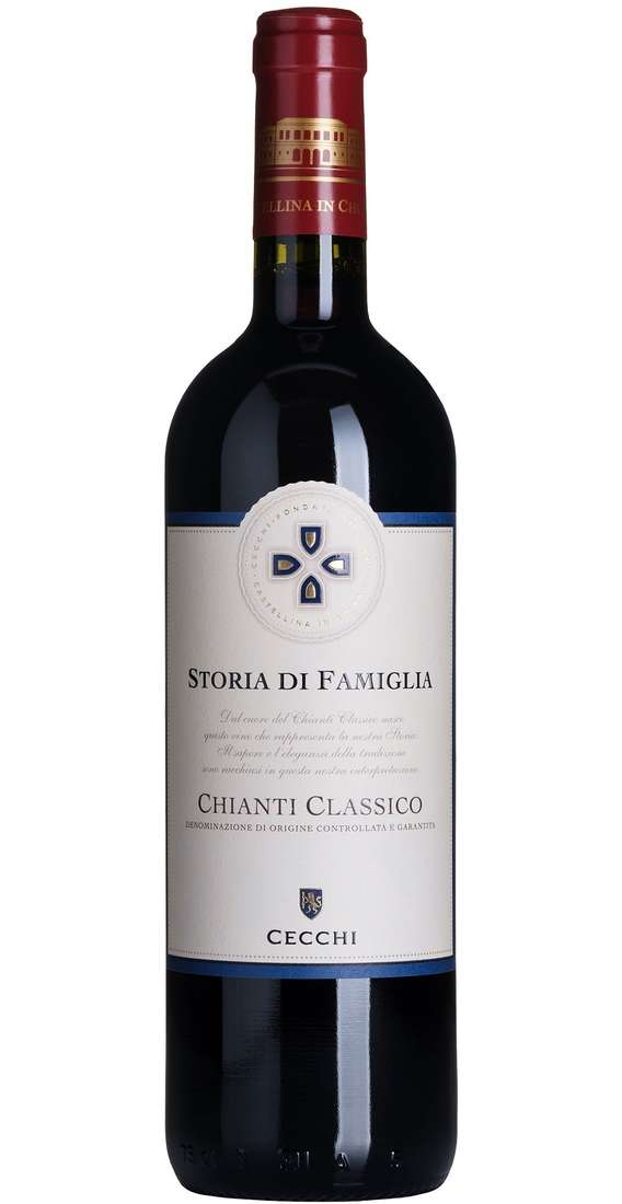 """Chianti Classico STORIA DI FAMIGLIA """"GLI SCUDI"""" DOCG"""