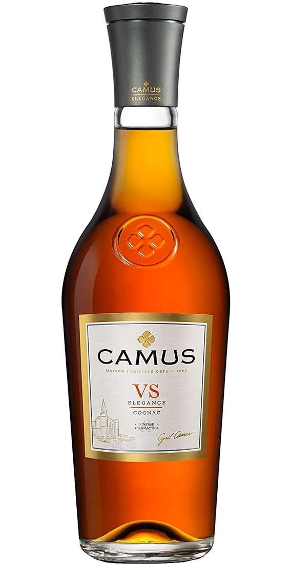 COGNAC CAMUS VS ELEGANCE