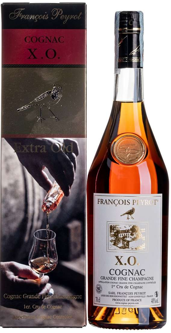 Cognac XO Astucciato