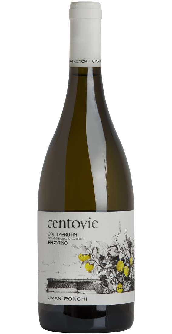 "Colli Aprutini Pecorino ""Centovie"" BIO"