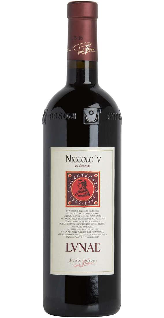 """Colli di Luni Rosso """"Niccolò V"""" DOC"""