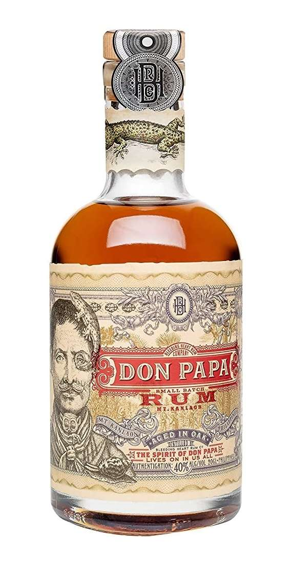 Don Papa 7 Years Old Rum