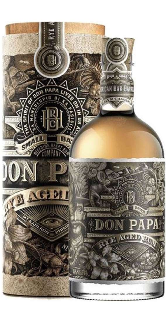Don Papa RYE Rum Astucciato