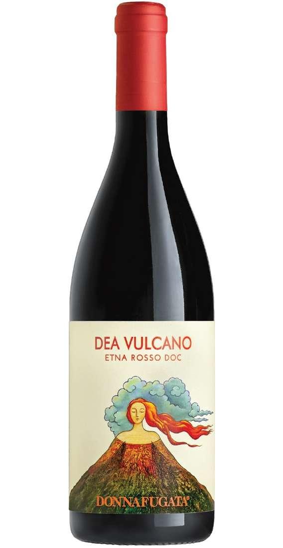 """Etna Rosso """"DEA VULCANO"""" DOC"""