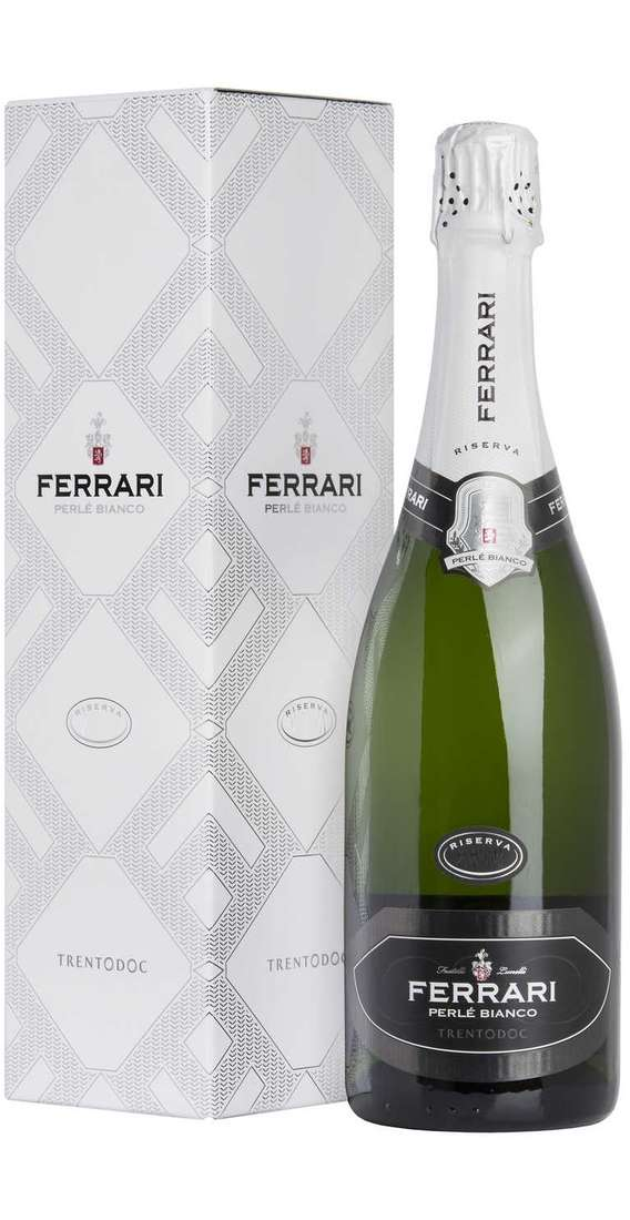 "Ferrari Perlé Bianco ""Riserva"" DOC Astucciato"