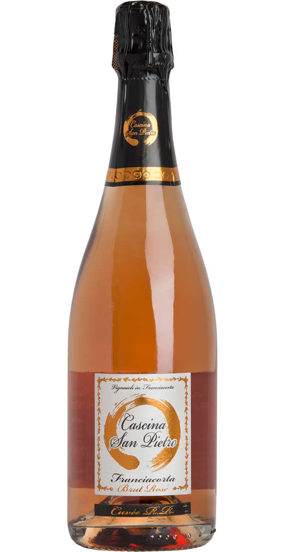 "Franciacorta Rosé Brut Cuvèe ""R.R.""' DOCG"