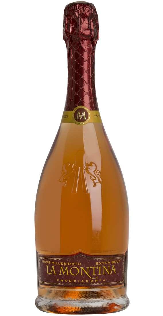 Franciacorta Rosé Extra Brut Millesimato 2010