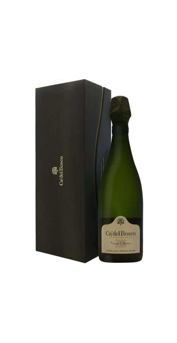 Franciacorta VINTAGE COLLECTION BRUT in Cofanetto