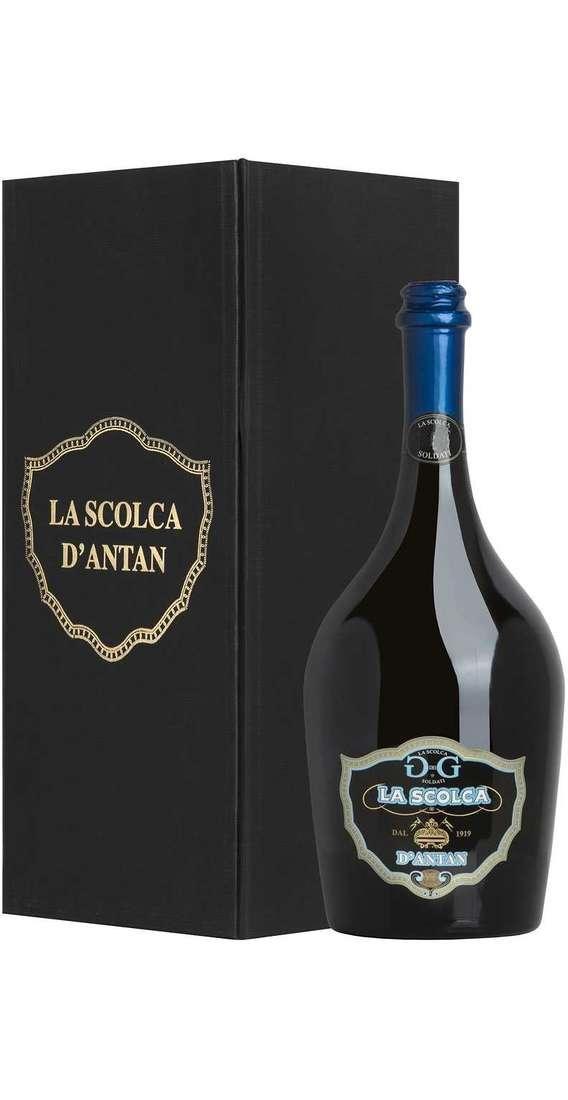 """Gavi """"LA SCOLCA D'ANTAN"""" 2007 DOCG In Cofanetto"""