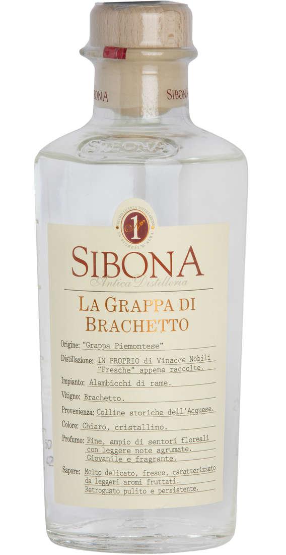 """Grappa di Brachetto """"Bianca"""""""