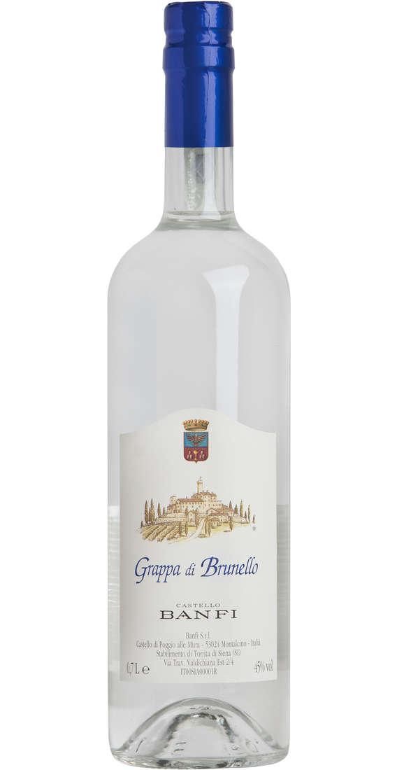 """Grappa di Brunello """"Capsula Blu"""""""