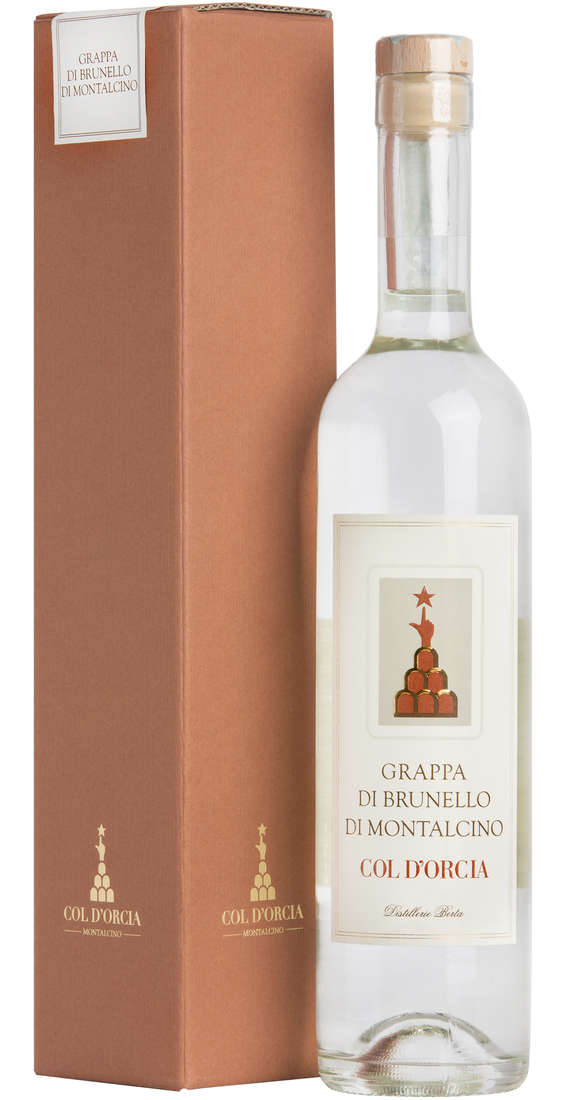 Grappa di Brunello