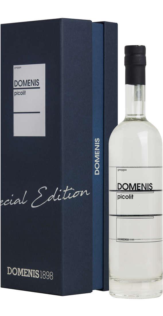 Grappa DOMENIS Special Edition Picolit in Astuccio