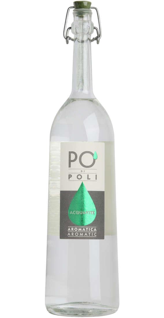 "Grappa ""Pò di Poli"" Aromatica di Traminer"