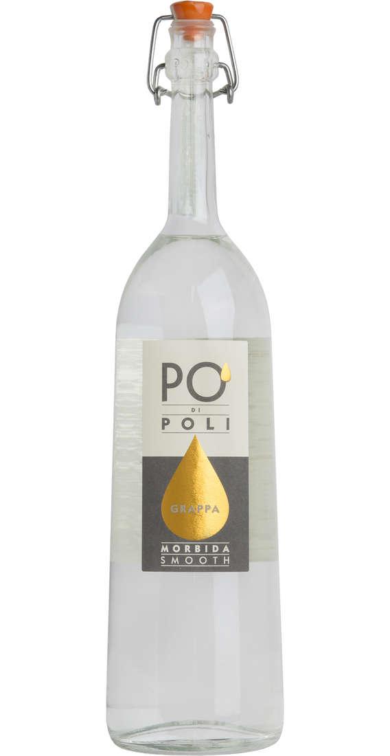 """Grappa """"Pò di Poli"""" Morbida di Moscato"""