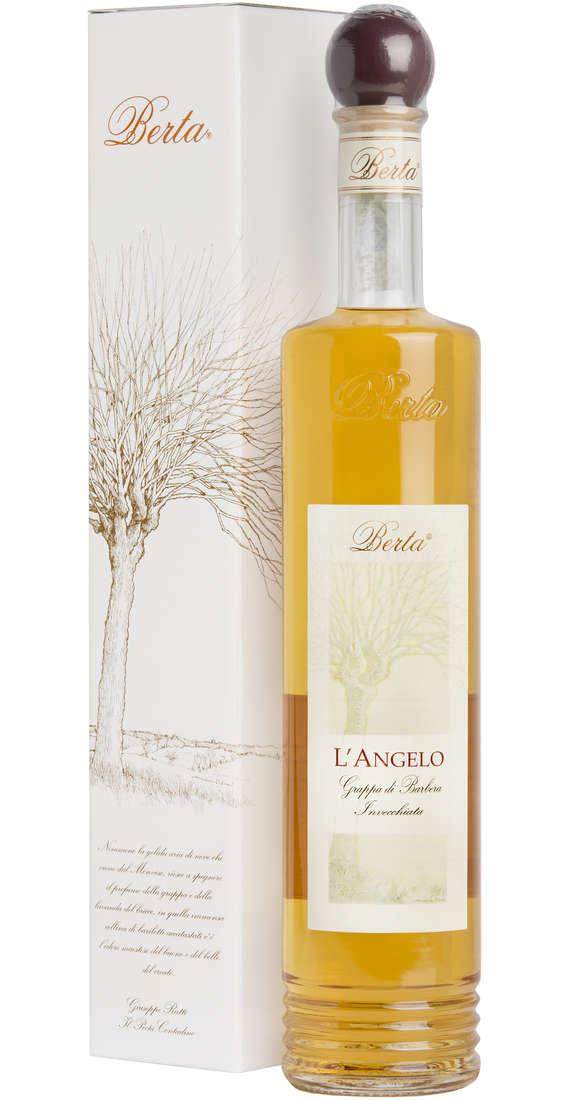 """Grappa Piemonte Invecchiata """"L'Angelo"""" Astucciata"""