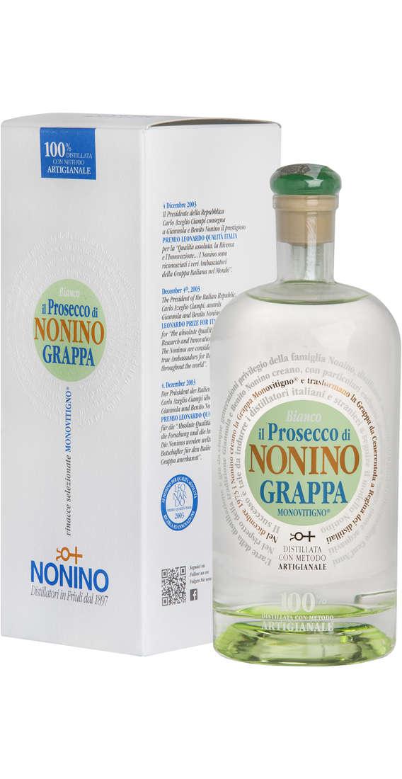 Grappa Prosecco Bianco Limited Edition Astucciato