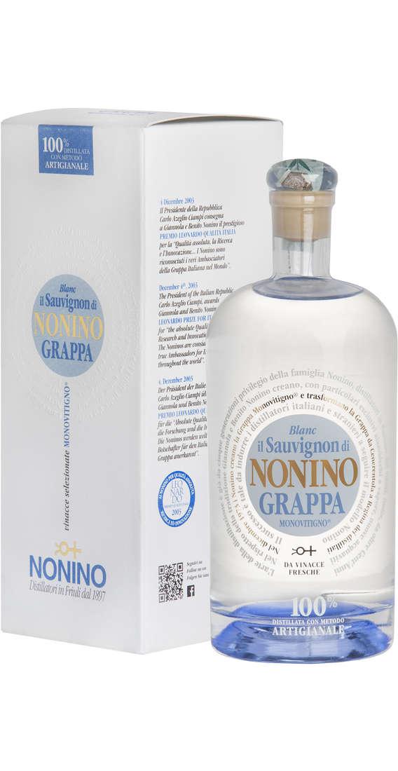 Grappa Sauvignon Blanc Limited Edition Astucciata
