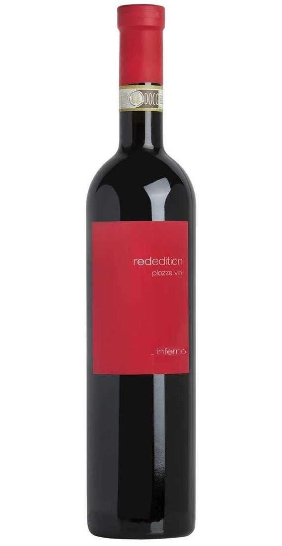 """Inferno Valtellina Superiore Riserva """"Red Edition"""" DOCG"""