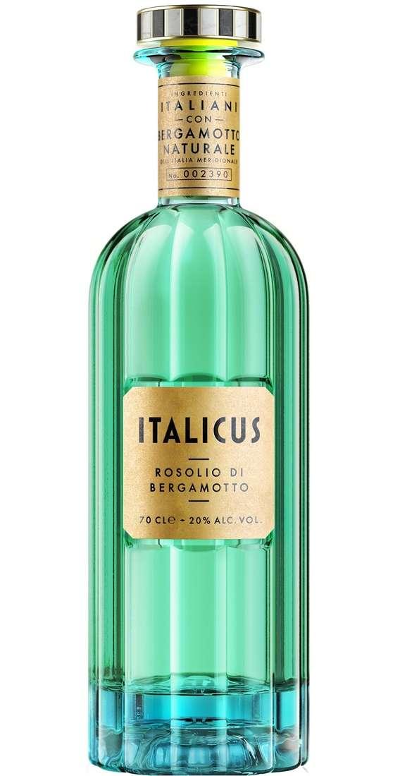 """""""ITALICUS"""" Rosolio di Bergamotto"""