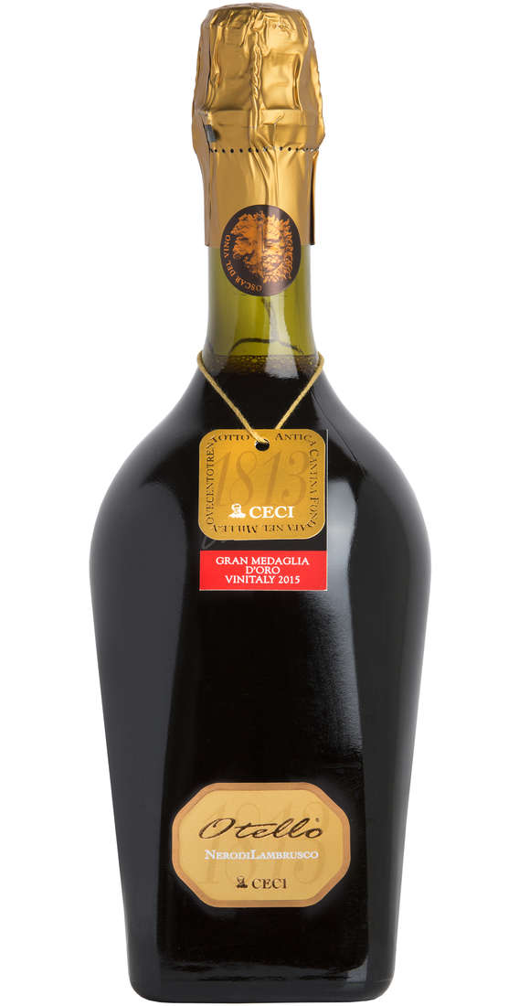 "Lambrusco ""Otello Nero di Lambrusco 1813"""